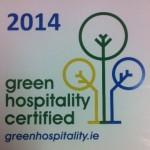 Green Hospitality 2014